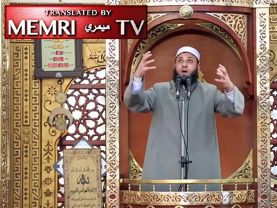 Egyptian Cleric Ahmad Abd Al-Bari: Films and TV Have Given Women the Impression That They Have the Independence to Refuse Their Husbands' Calls to Bed
